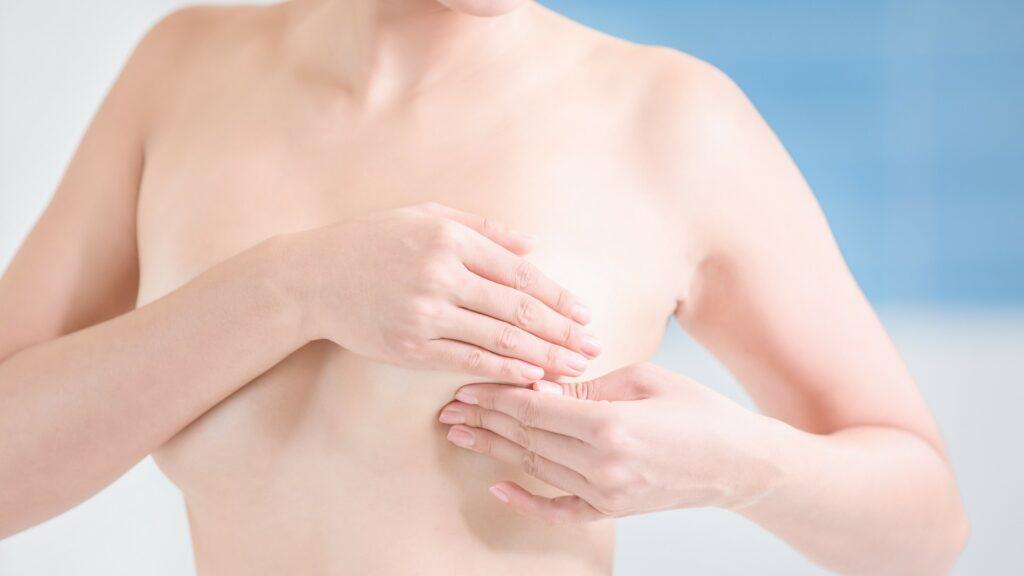 Es importante prestar atención a cualquier cambio en la piel después de la mastectomía.