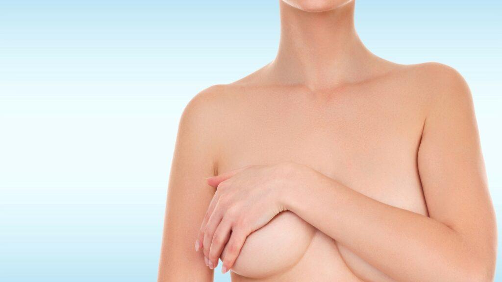 No te olvides de hacer tu autoexploración de mamas.