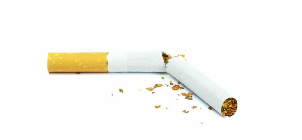 Habla con tu médico para conocer opciones para dejar de fumar.