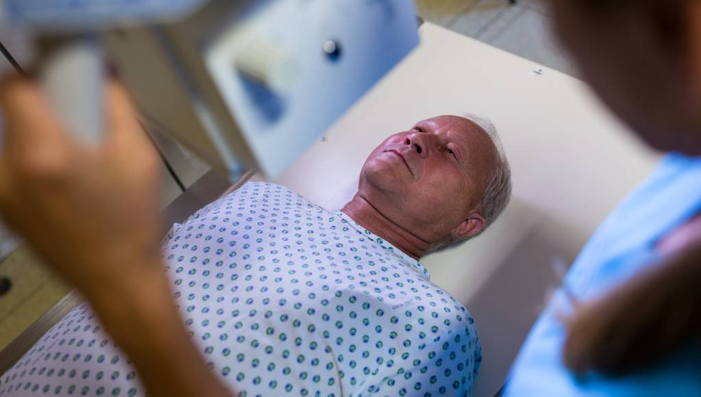 radiografia craneo cabeza