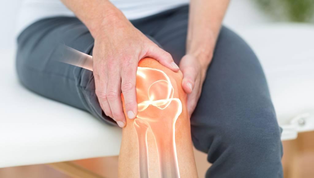 radiografia de rodilla