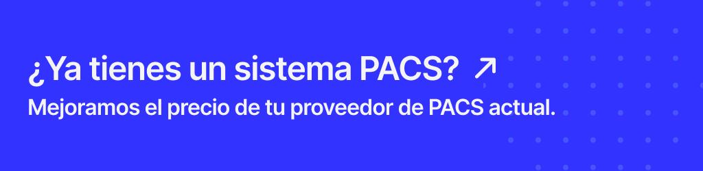 ya tienes un sistema pacs Eva Pacs